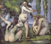 Three Bathers (mk06)